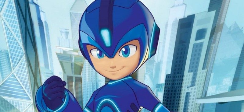 The First Ten Episodes Of The Mega Man Cartoon Are Available