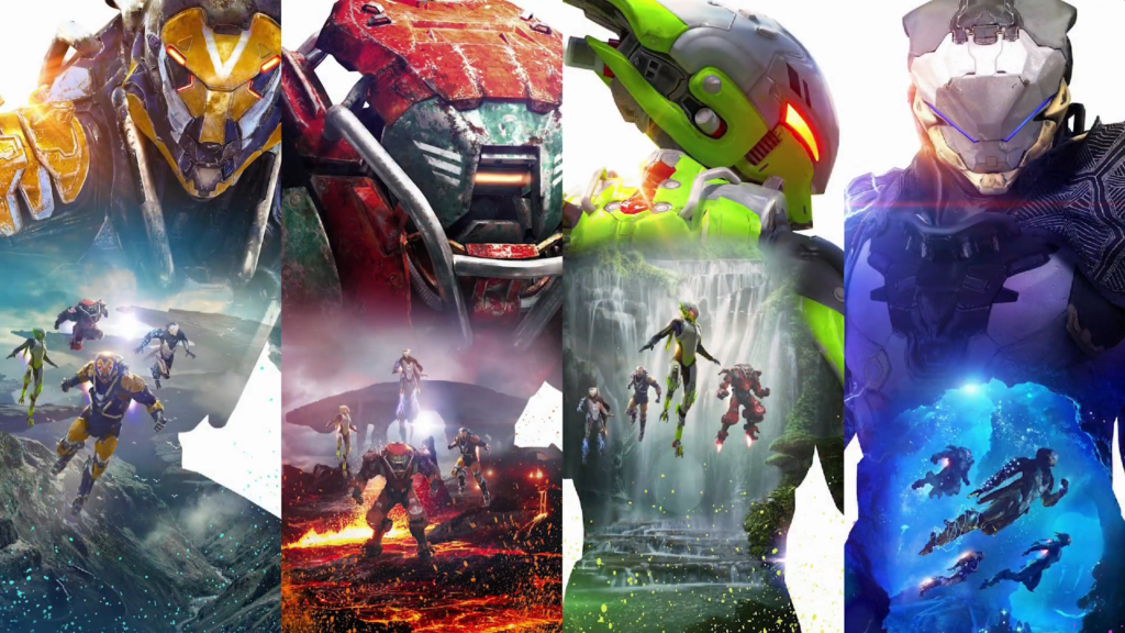 Anthem Update News Dlc Tips Patch Notes And More