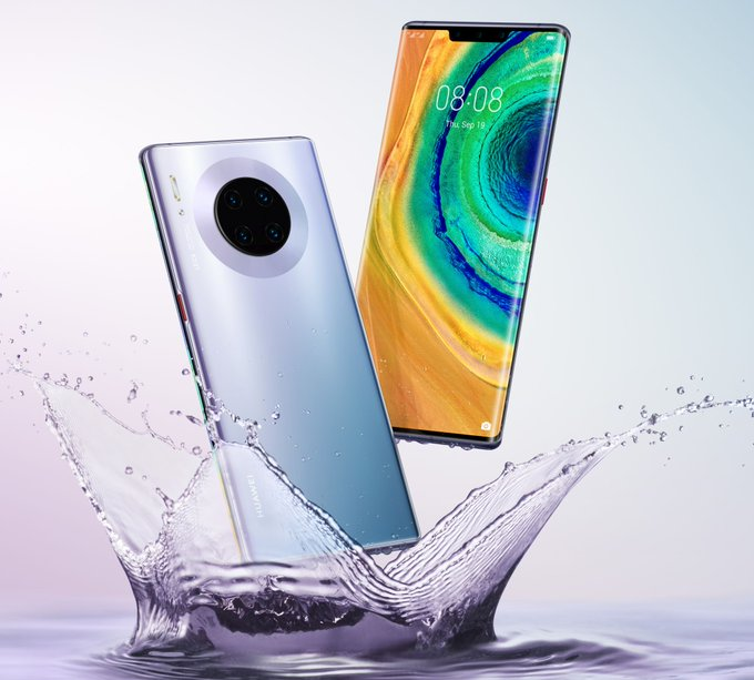 Entire Huawei Mate 30 series leaks days before the launch