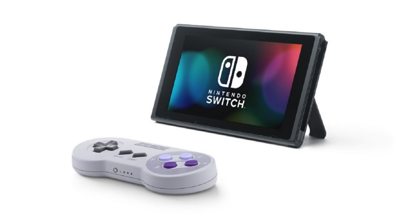 You Can Now Buy The Official Wireless SNES Controller For Switch
