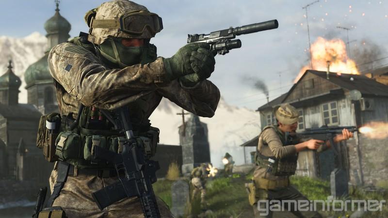 How Crossplay Works In Call Of Duty: Modern Warfare
