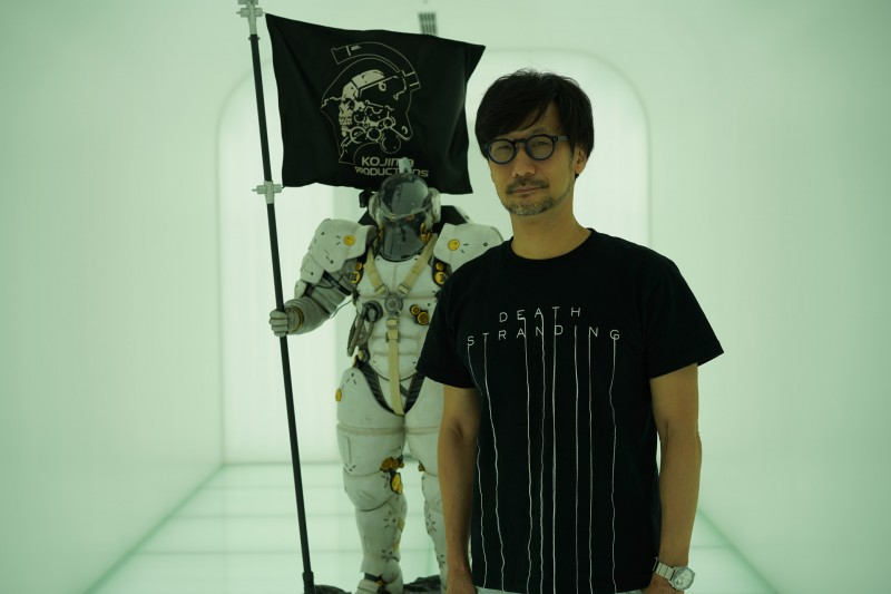 Hideo Kojima Answers Our Questions About Death Stranding