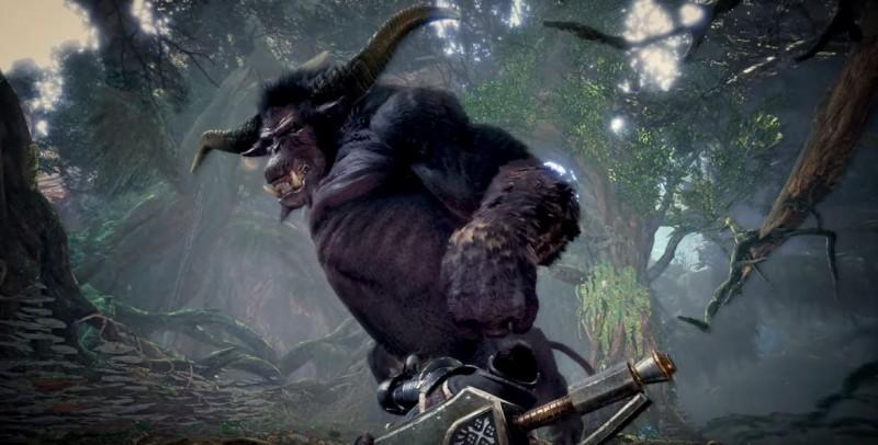 Rajang Is Just As Brutal As You Remember In Monster Hunter World: Iceborne